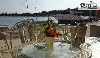 Лятна почивка на брега на морето в Китен! Нощувка със закуска и вечеря, от Хотел Марина 3*