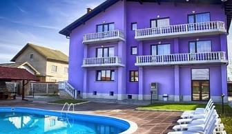 Лятна почивка за 10 човека в къща за гости край Врачанския балкан с басейн, барбекю и куп забавления на цена 180 лв. на вечер в къща Монели 5, с. Краводер