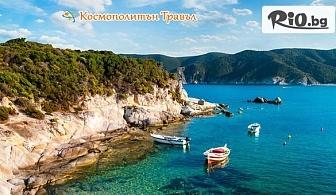 Лятна почивка на Халкидики, Гърция! 5 нощувки със закуски и вечери в Sithonia Village Hotel 3*, от Космополитън Травъл