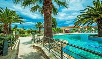Лятна почивка 2017 на Халкидики: 3, 5 или 7 нощувки на база закуска и вечеря в хотел Anna Maria Paradise 3* за цени от 340 лв ЗА ДВАМА