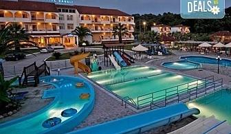 Лятна почивка в Kanali 3*, Превеза, Гърция! 5 нощувки със закуски и вечери, транспорт и екскурзоводско обслужване!