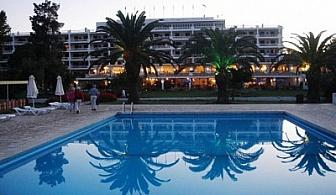 Лятна почивка на о-в Корфу: 5 или 7 нощувки на база All Inclusive в хотел MESSONGHI BEACH*** за 264 лв