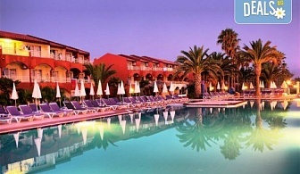 Лятна почивка в Кушадасъ, Турция: 5 нощувки на база All Inclusive в Ephesia Holiday Beach Club 4* от Глобул Турс! Безплатно за дете до 11 години!