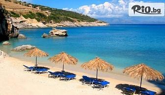Лятна почивка на остров Закинтос! 7 нощувки със закуски в хотел Andreolas + самолетен билет, летищни такси и трансфери, от Солвекс