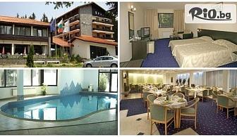 Лятна почивка в Пампорово! 2 или 3 нощувки със закуски и вечери + вътрешен басейн и фитнес, от Хотел Финландия 4*