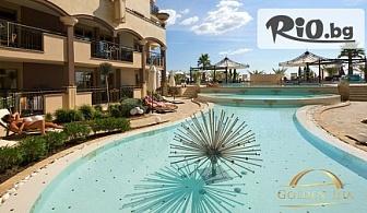 Лятна почивка на първа линия в Слънчев бряг! Нощувка на база All Inclusivе + басейн, чадър и шезлонг, от Хотел Golden Ina 3*
