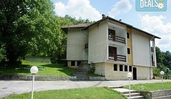 Лятна почивка сред красивия Тетевенски Балкан! Хотел Черни Вит , 1 нощувка без изхранване или нощувка със закуска, настаняване в двойна или тройна стая, безплатно за дете до 6г.