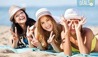 Лятна почивка в Ставрос, Гърция! 7 нощувки в Марина Хаус или подобен, медицинска застраховка, възможност за транспорт от Комфорт Травел