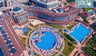 Лятна почивка 2020 на супер цена! 7 нощувки на база Ultra All Inclusive в Lonicera Resort 5* в Алания, възможност за транспорт