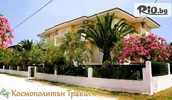 Лятна почивка на о-в Тасос, Гърция! 5 нощувки със закуски и вечери в America Hotel, от Космополитън Травъл