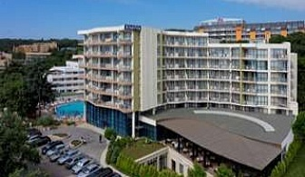 Лятна ваканция в Златни Пясъци, All Inclusive 24 часа до 26.06 в Хотел Елена