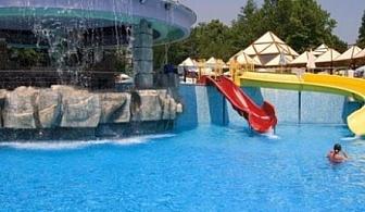 Лято в Албена - хотел Магнолия!  Нощувка на база All inclusive + `чадър и шезлонг на плажа и басейна + детска анимация!!!