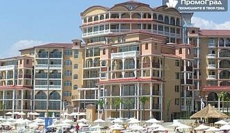Лято в Атриум Бийч (31.8-10.9), Елените. All inclusive за двама + дете до 12г. (изглед море)