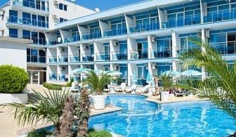 Лято на брега на морето! Нощувка със закуска + 2 басейна в Хотел Ескада Бийч, Ахтопол