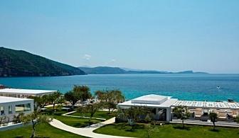 Лято 2017 в Гърция, Парга: 5 или 7 нощувки на база закуска и вечеря в хотел Lichnos Beach 5* за цени от 972 лв ЗА ДВАМА