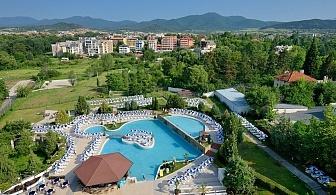 Лято в хотел Аугуста, Хисаря! Нощувка през делничните дни за двама,трима или четирима със закуска + външен басейн и релакс пакет