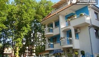 Лято (7.7-21.8) в хотел Демира 2*, Китен. Нощувка със закуска и вечеря за двама за 68 лв.