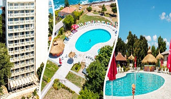 Лято в Китен! Нощувка с изглед море + закуска и басейн в комплекс Кремиковци