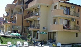 Лято в Лозенец на 60м. от плажа! Нощувка, закуска, обяд и вечеря + басейн в хотел Атива***