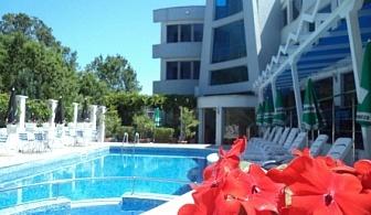 Лято 2018 в любим хотел - Ариана Лозенец! Нощувка със закуска и вечеря + басейн с чадър и шезлонг на неустоми цени за целият сезон!!!
