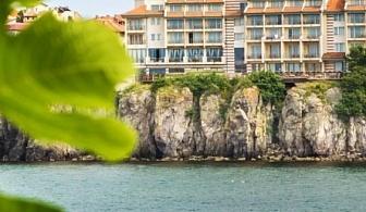 Лято на 50 метра от плажа - хотел Корал *** Созопол със закуска и вечеря на неустоими цени за целият сезон!!!