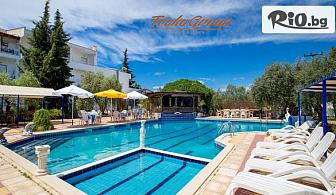 Лято на остров Тасос, Гърция! 5 или 7 нощувки със закуски и вечери в Astris Sun Hotel + басейн, от Теско груп