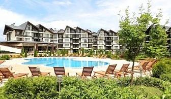 Лято в планината. 3, 5 или 7 нощувки със закуски, обеди и вечери + 2 басейна и сауна парк от Аспен Резорт, край Банско