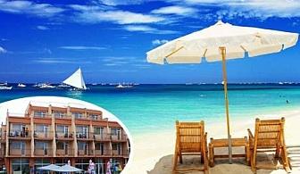 Лято в Равда. Нощувка, закуска, обяд и вечеря в хотел Германа Бийч, на 40м. от плажа