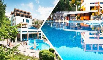 Лято в Сандански! МИНЕРАЛЕН басейн +  2 или 3 нощувки със закуски и масаж в Хотел Медите Резорт & СПА 4*