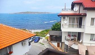 Лято в Созопол на 1 минута пеша от плажа! 1 или 5 нощувки за ДВАМА в Къща за гости Лилия***, Созопол