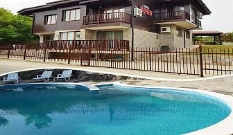 Лято в Созопол! Нощувка в апартамент с изглед море за 4 или 6 човека във Вила Илчев
