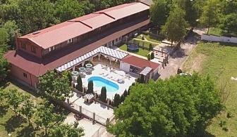 Лято до Свищов! Нощувка + басейн в Комплекс Манастирски Чифлик