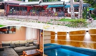 23-26 Май в Копривщица. 3 нощувки на човек със закуски и вечери + НОВ басейн, джакузи и сауна в комплекс Галерия