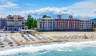 Май и Юни в Царево! Нощувка за до 4-ма на брега на морето в Primea Boutiqe Hotel