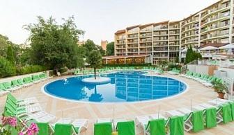 21 - 24 Май в Златни пясъци! Нощувка на база All Inclusive + два басейна в хотел Smartline Мадара****