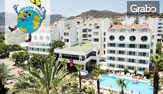 Майска почивка в Мармарис! 7 нощувки на база All Inclusive в Хотел Sesin 4*
