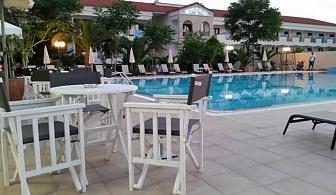 Майска почивка на море в Гърция със закуска и вечеря - хотел Hanioti Palace /01.05.2017-30.05.2017