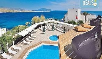 Майски празници в Бодрум, Турция! Почивка в период по избор в Rosso Verde 4*: 4, 5 или 7 нощувки, All Inclusive, турска баня. Безплатно за дете до 12 години!