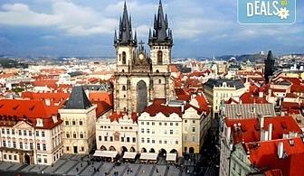 Майски празници в Будапеща, Виена и Прага, с възможност за посещение на Дрезден - 5 нощувки със закуски в хотел 3*, транспорт и водач от Еко Тур!