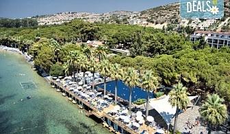 Майски празници в Кушадасъ, Турция, с Вени Травел! 7 нощувки All Inclusive в комплекс Omer Holiday Resort 4*, възможност за транспорт