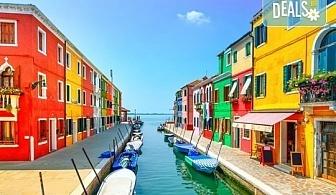Майски празници в романтична Италия, със Запрянов Травел! 3 нощувки със закуски, транспорт и възможност за посещение на Венеция, Верона и Падуа!