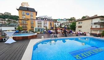 Майски празници във Велико Търново! Две или три нощувки със заскуски и празничен обяд + сауна, парна баня и басейн в Хотел Премиер!