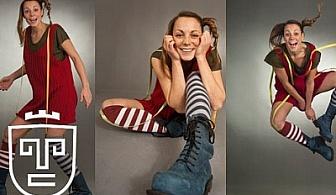 """За малки и големи! Гледайте """"Пипи дългото чорапче""""на 2 Февруари от 11 часа в Театър """"София""""с билет ЗА ДВАМА за 5 лв.!"""