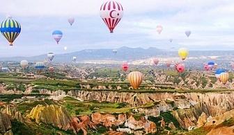 За 3-ти март: екскурзия до Кападокия, Анaдола, Анкара, Коня и Истанбул. Транспорт, 4 нощувки, 4 закуски и 3 вечери от Караджъ Турс