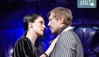 """На 22-ри март (петък) гледайте """"Бел Ами"""" с Калин Врачански, Герасим Георгиев-Геро и Луиза Григорова в Малък градски театър """"Зад канала""""!"""