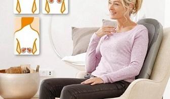 Масажираща седалка за потупващ и точков масаж Medisana MC 818