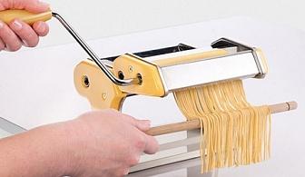 Машинка за домашни макарони и паста Tescoma от серия Delicia