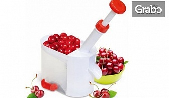 Машинка за вадене на костилки Helfer Hoff - за череши, маслини и грозде