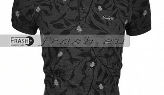 Мъжка Тениска с Яка Ft6165