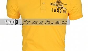 Мъжка Тениска с Яка Ft6163